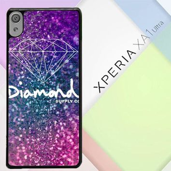 Glitter Diamond Supply Co Z0290 Sony Xperia XA1 Ultra Case