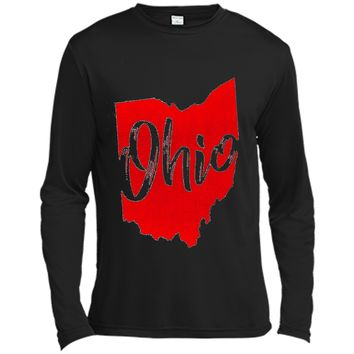 I Love My Ohio - State Pride - Home Script T-Shirt t-shirt