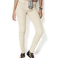 Pull On Color Jegging | Shop Jeans at Wet Seal