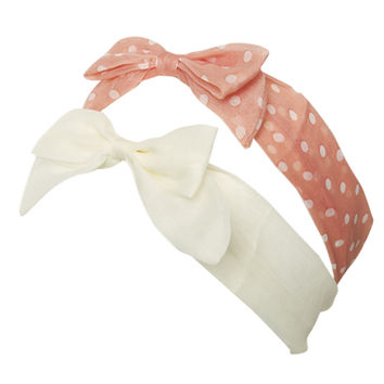 2 On Bow Headwrap | Shop Accessories at Wet Seal