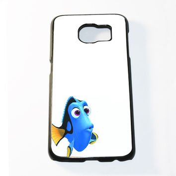 Finding Nemo Dory Disney Samsung Galaxy S6 and S6 Edge Case