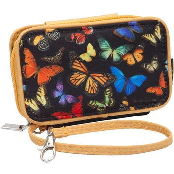 Butterfly Variety Phone Wristlet