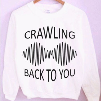 Arctic Monkeys Crewneck/Sweatshirt
