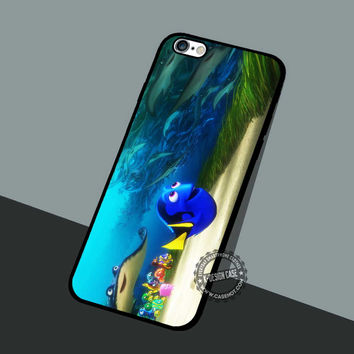 Facts About Finding Dory - iPhone 7 6 5 SE Cases & Covers