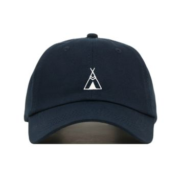 Teepee Dad Hat