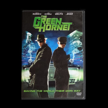 (DVD) The Green Hornet (2011)