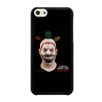 AMERICAN HORROR STORY TWISTY THE CLOWN iPhone 5C Case