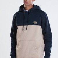 WEST PULLOVER HOOD SWEATSHIRT