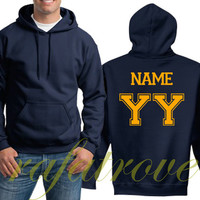 Custom Date of Birth Hoodie Personalized Date of Birth Unisex Hoodies - RT91