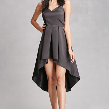 Girl In Mind High-Low Dress