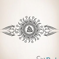 Vinyl Wall Decal Sticker Moroccan 1 #OS_AA114
