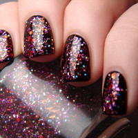 Carnival Lights - Full Size Custom Glitter Nail Polish