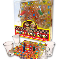 Ozze Creations Inc Drink amp Strip Game