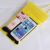Waterproof Mobile Phone Large Pouch Swimming Dry Bag