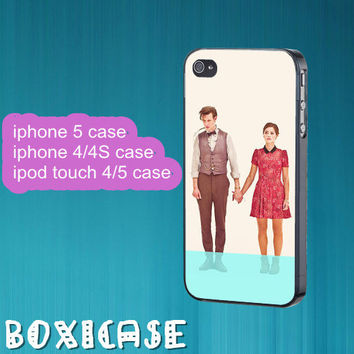 Dr Who--iphone 4 case,iphone 5 case,ipod touch 4 case,ipod touch 5 case,in plastic,silicone and black,white.