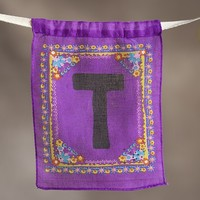 """T""  Inspiration  Flag  From  Natural  Life"