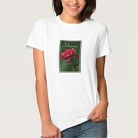 A Single Red Rose Tshirt