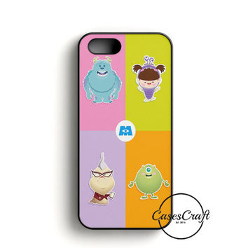 Monster Inc Cute Baby iPhone 5/5S/SE Case