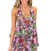 ONYA INK DROP ROMPER