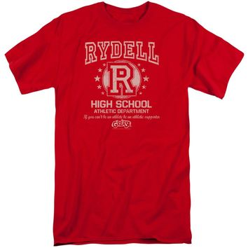 Grease - Rydell High Short Sleeve Adult Tall
