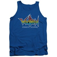 Voltron - Logo Adult Tank Top Officially Licensed Apparel
