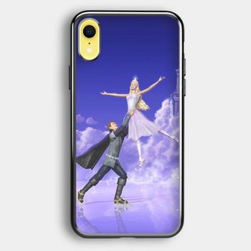 Dancing Barbie With Prince iPhone XR Case   Casefruits