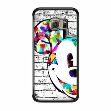 Mickey Disney Samsung Galaxy S6 Edge Case