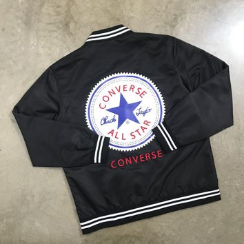 """Converse"" Newest Women Men Casual Zipper Cardigan Sweatshirt Jacket Coat"