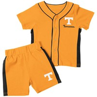 Tennessee Volunteers Homer Tee & Shorts Set - Baby Boy, Size: