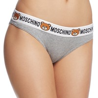 MoschinoBear Logo Brief #471259790489