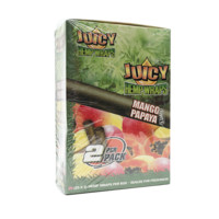 Juicy Hemp Blunt Wraps - Mango Papaya (Box of 50)