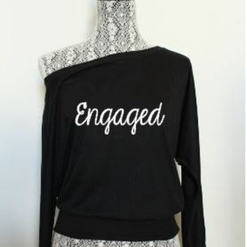 823d9e545f214 Engaged Shirt