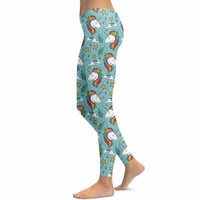 Unicorn Love Leggings
