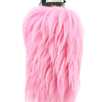 FURRY LIGHTER CASE PINK