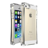 Ice Cube Clear TPU Gel Case for iPhone 5 / 5S