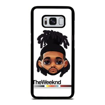 THE WEEKND XO CUTE Samsung Galaxy S3 S4 S5 S6 S7 Edge S8 Plus, Note 3 4 5 8 Case Cover