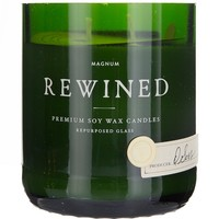 Rewined Magnum Champagne Candle | Dillards
