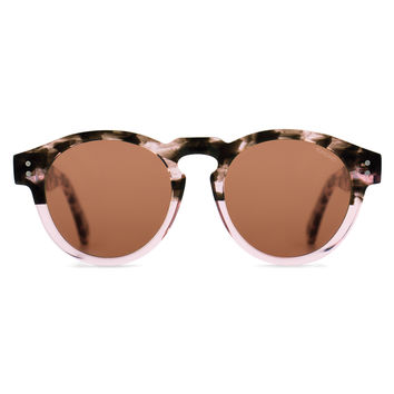 Clement Crafted Rose Dust Sunglasses