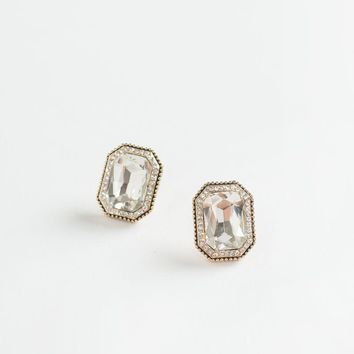 Joyce Crystal Earrings