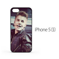 Justin Bieber Singing iPhone 5 / 5s Case