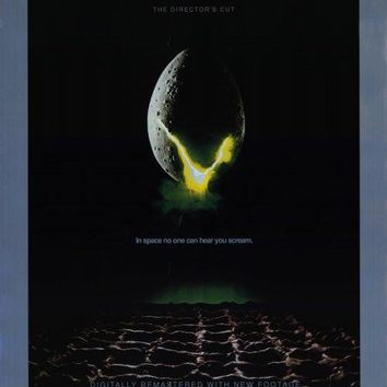 Alien: The Director's Cut 27x40 Movie Poster (2003)