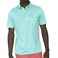 The Players Shirt in Rio Blue by Criquet - FINAL SALE