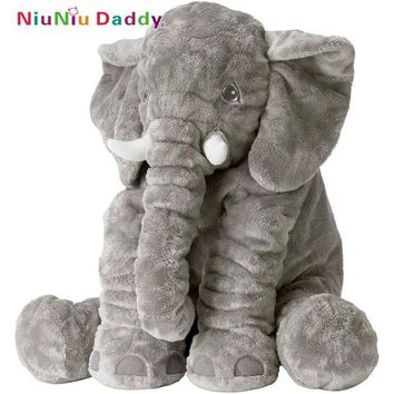 VOND4H Elephant Pillow Elephant Plush Toys Cute Dolls Soft Pillows Baby Sleeping Plush Pillow doll birthday Gift