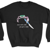 Crabo Stabo Sweater