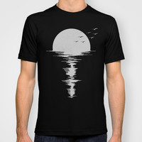 Moon Song T-shirt by Jorge Lopez