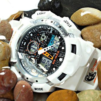 Sweet High Quality Sports watch by EPOZZ the leader in affordable fashion forward sport watches - 100M water resistant!