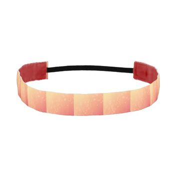 Peach Music Athletic Headband