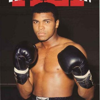 Muhammad Ali The Champion Poster 24x36
