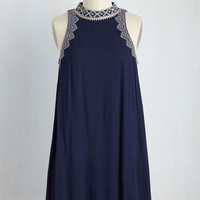 Friday, Saturday, Sundeck Shift Dress | Mod Retro Vintage Dresses | ModCloth.com