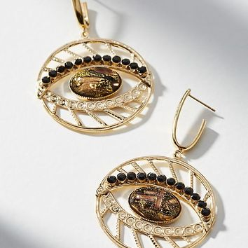 Eyeconic Drop Earrings